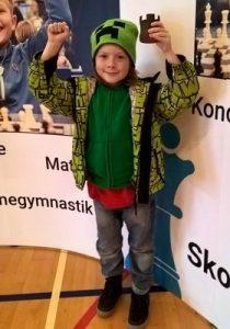 Magni - Skoleskak-DM 2017